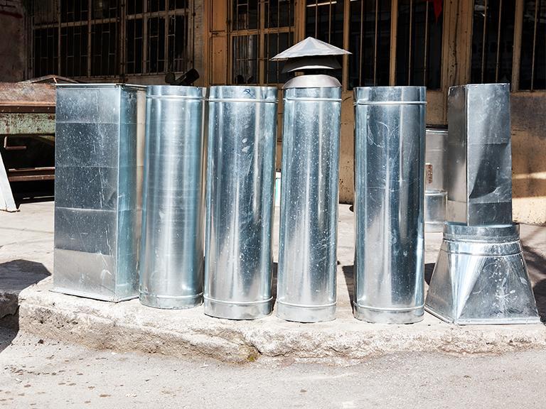 metalowe wkłady kominkowe